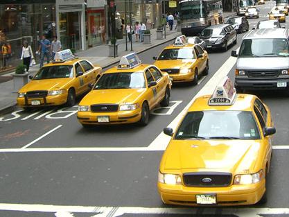 Nueva York se prepara para pagar taxis con smartphone