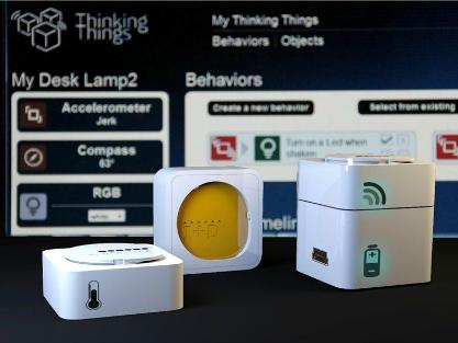 Thinking Things: un proyecto de Telefónica I+D para Internet de las Cosas