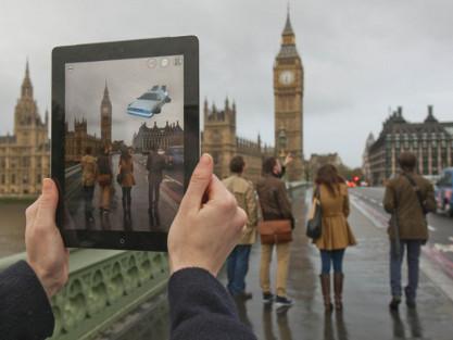 La realidad aumentada se instala en el móvil