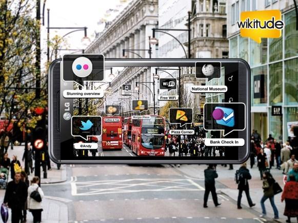 Wikitude M-Travel