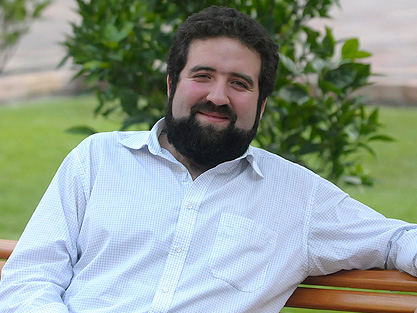 """Pablo Matamoros: """"Internet ha cambiado la forma de hacer política"""""""