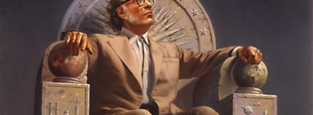 Isaac Asimov, el gran divulgador del siglo XX