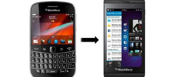 BlackBerry 10, recuperando el mundo empresarial