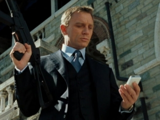 James Bond Android