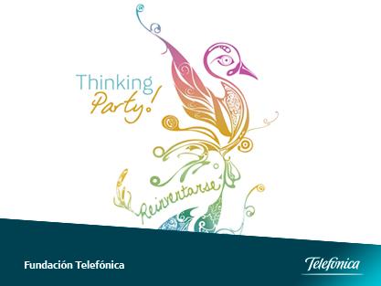 La fiesta del pensamiento, la Thinking Party 2012