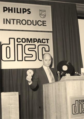 Compact Disc Philips