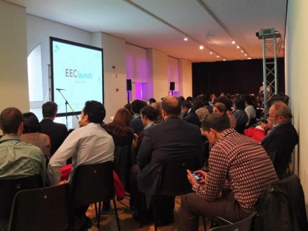 Programa de conferencias en el EEC 12