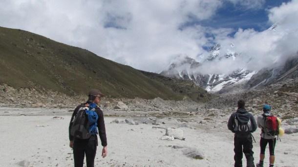 Diabéticos en el Everest