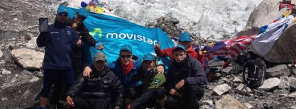 Gestión remota de pacientes diabéticos en el Everest