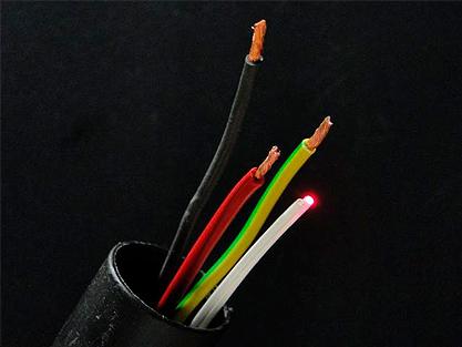 ¿Hasta dónde puede llegar la fibra óptica?