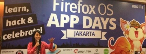El respaldo de los desarrolladores a Firefox OS