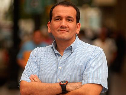 """Eduardo Bejar: """"Necesitamos fomentar la cultura de riesgo"""""""