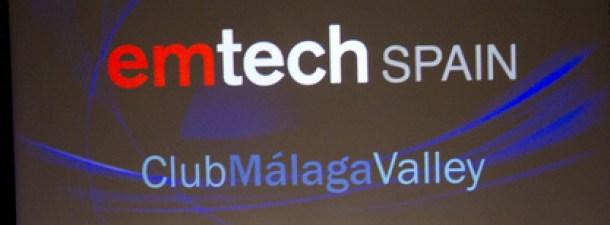 Málaga tecnológica: Emtech y Club Málaga Valley