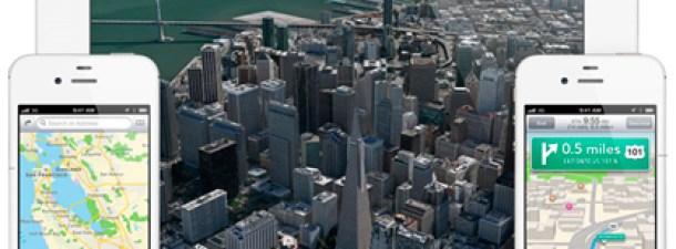 ¡Adiós Google Maps, bienvenido Facebook!