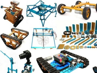 Juguentes de construcción con Arduino