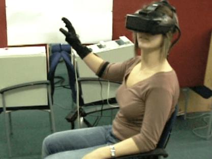 Tratar el dolor con tecnología