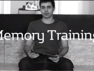 Jesus Latorre ha desarrollado Memory training como parte del programa Talentum