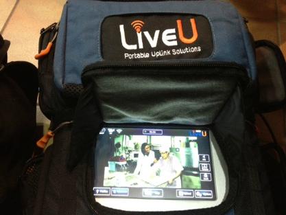 Las mochilas 3G: una nueva forma de hacer periodismo