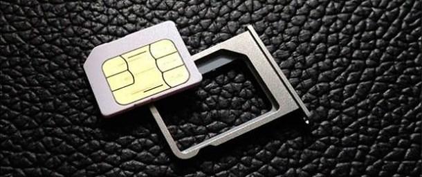 Bandeja adaptadora de nanoSIM a microSIM