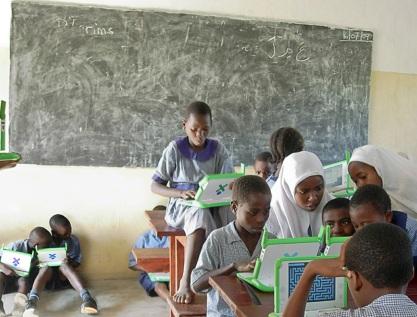 Supliendo con tecnología las carencias educativas en el mundo