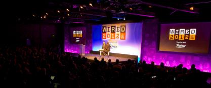 Wayra en la WiredConference 2012