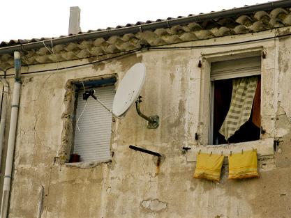 Parabólicas en las favelas: se impone un modelo de innovación distribuido
