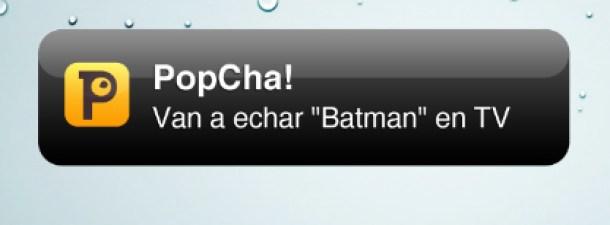 PopCha!, una aplicación de cine