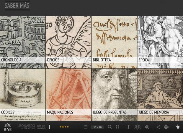 Información sobre Leonardo