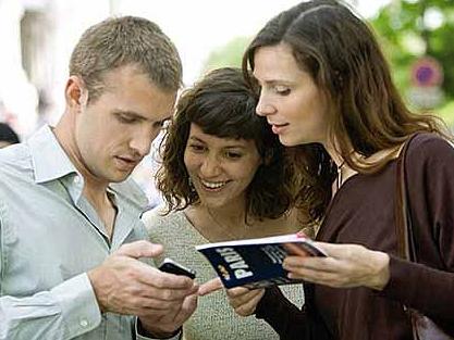 smartphone m-travel