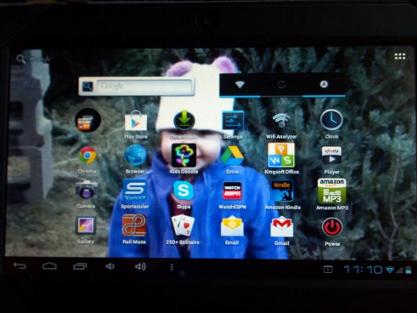 El consumo de vídeo se disparará gracias a las tablets