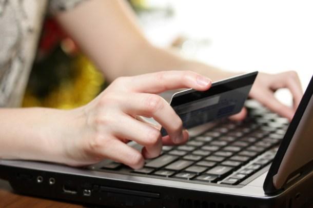 Aumenta el uso de la tarjeta de crédito en la compra online