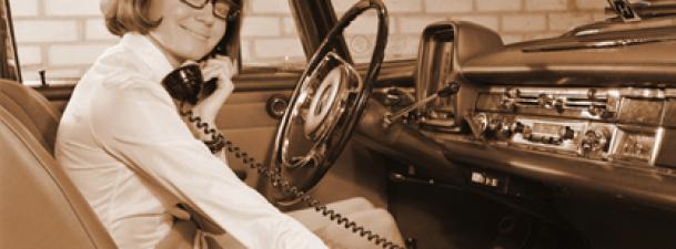 Los inicios del teléfono móvil en España