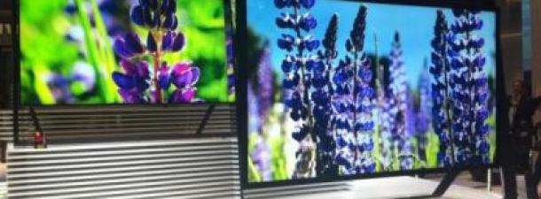 Tendencias CES 2013: vuelve a ser el momento de la televisión