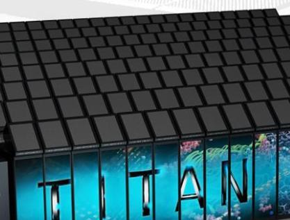 Así es Titán, la supercomputadora más potente del mundo