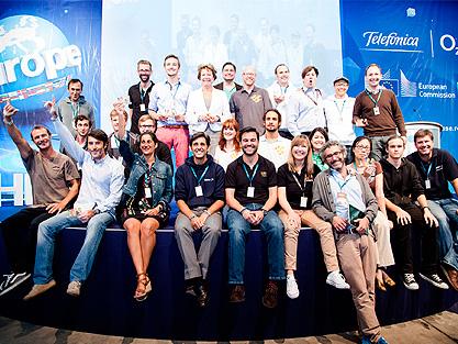 Las 9 startups seleccionadas para Wayra Alemania