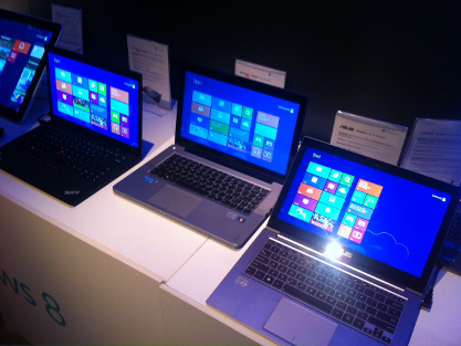 Windows 8 ya está aquí