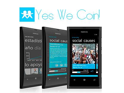 YesWeCoin: Talentum enfocado a mejorar el mundo